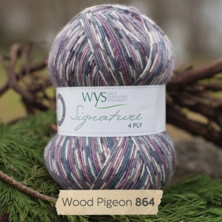 Signature 4ply Wood Pigeon